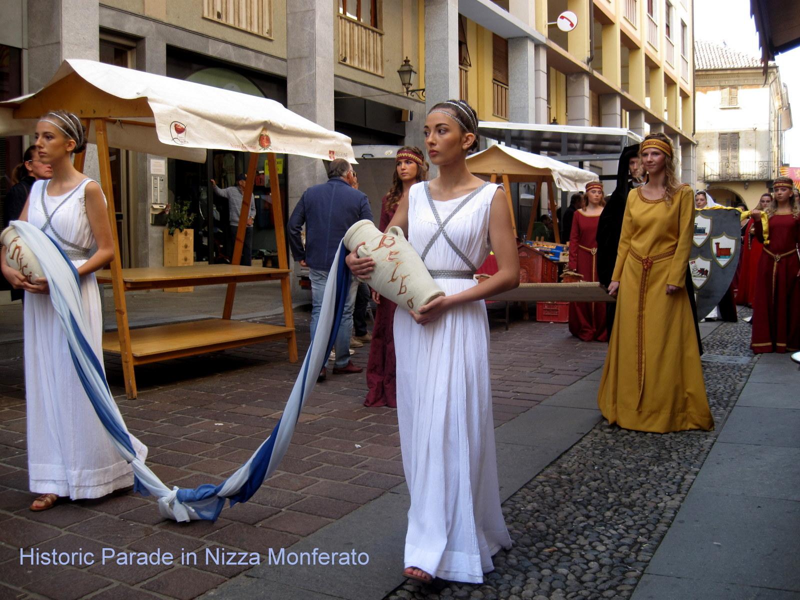Historical Parade Nizza Monferato